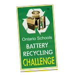 3rd Annual Ontario Schools Battery Recycling Challenge Starts Today!