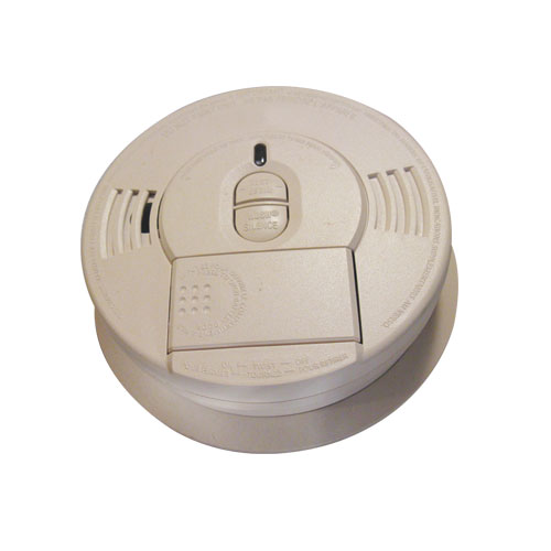 some smoke detectors use a 9-volt battery
