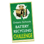 Last Day of the Ontario Schools Battery Recycling Challenge