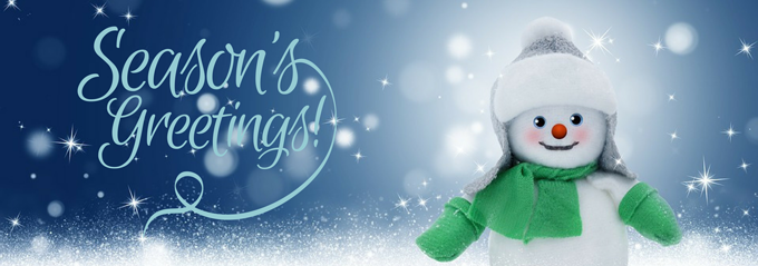 Seasons Greetings from all of us here at Raw Materials Company!