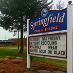 Springfield Public School Recycles 90000 Batteries!